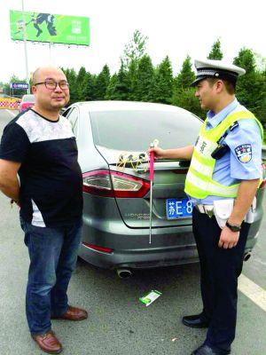 南京一民警巡逻时突发疾病殉职 女儿刚16个月
