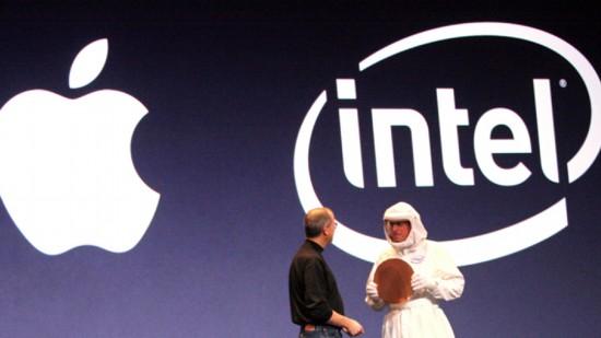 苹果抛弃英特尔 两年内计划推出Mac芯片