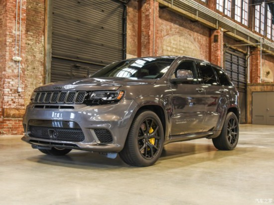 Jeep(进口) 大切诺基(进口) 2017款 Trackhawk