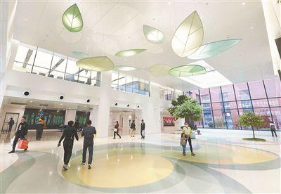 江苏省妇幼保健院新住院楼启用 打造人文医院