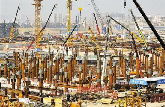 """深圳国际会展中心创下""""八项世界之最"""""""