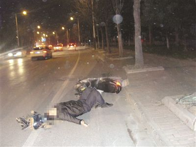 男子被撞重伤线索仅7个字 南京交警6天6夜破案