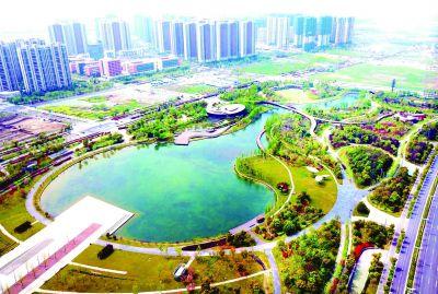 南京河西保障房片区建生态公园 占地21.7公顷