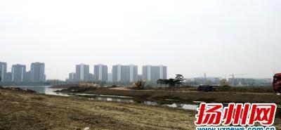 扬州南区九龙湖景观提升工程展开 将展示新形象