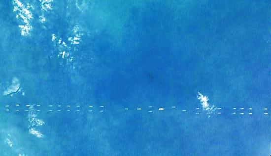 中国海军要在南海搞啥大动作?演练内容充满悬念
