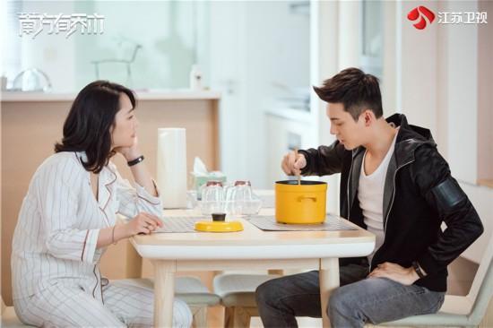 《南方有乔木》热播 陈伟霆:现实中喜欢情商高的女生
