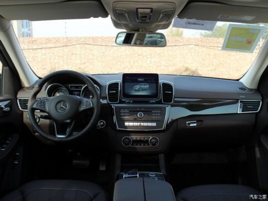 奔驰(进口) 奔驰GLS 2018款 GLS 350d 4MATIC