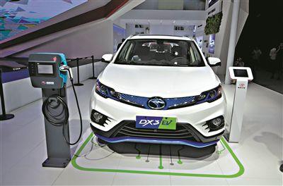 东南DX3新能源车-乘用车双积分新政实施 新能源车上市或有惊喜价高清图片