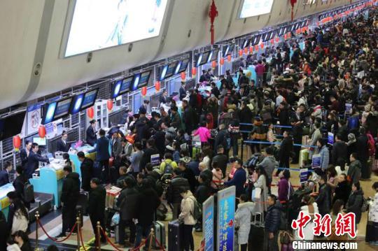 中国最北国际机场一季度运送旅客513万人次