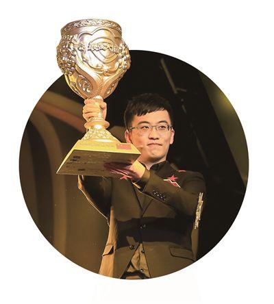 """专访《最强大脑》新""""脑王""""杨易:赢也从容、输也磊落"""
