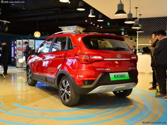 想要行走的大电池吗四款新能源纯电动SUV推荐-图4