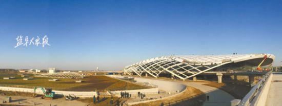 王荣平会见中国建筑集团高层 开展深度合作