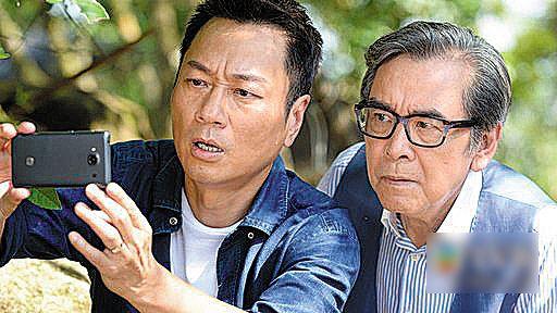 """香港TVB新剧《逆缘》玩""""抗日穿越"""":游击队员被冷冻七十年后醒来"""