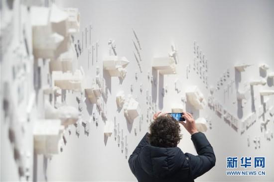 (文化)(3)中国美术学院建校九十周年特展在杭州举行