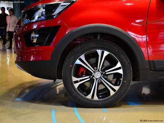 想要行走的大电池吗四款新能源纯电动SUV推荐-图3