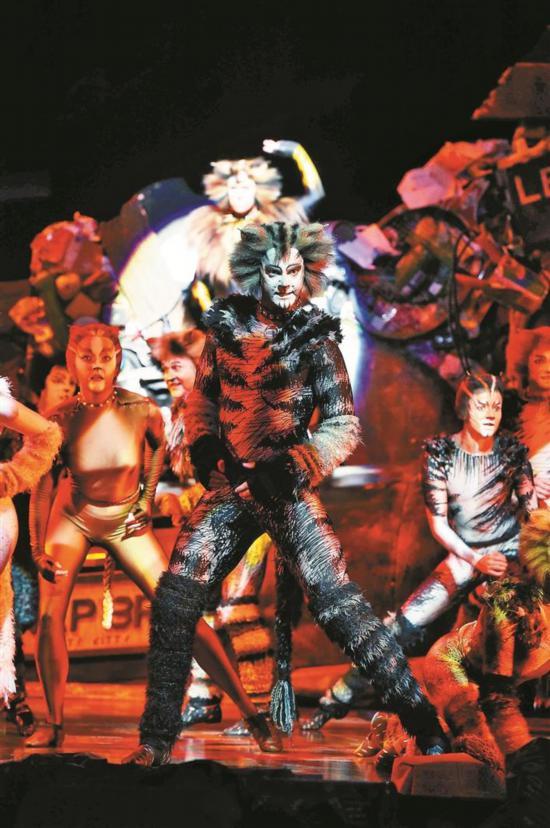 歌舞剧《猫》开启中国巡演之旅
