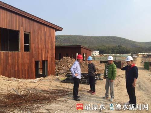 南京溧水区城建集团开展安全生产大整治行动