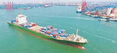 运输与物流需求快速增长 表明经济运行开局向好