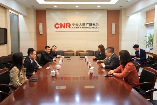 """央广视讯、中视汇达签约""""全国网络主播培训项目"""""""