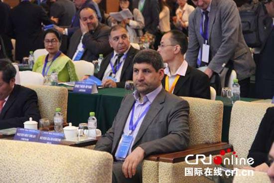 伊通社社长:亚洲媒体应携手为国际媒体信息交流营造平等氛围