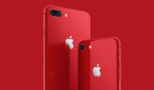 红色版iPhone8/iPhone 8 Plus,售价5888元起