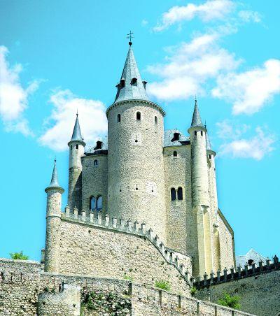 城堡 起于硝烟终于炮火