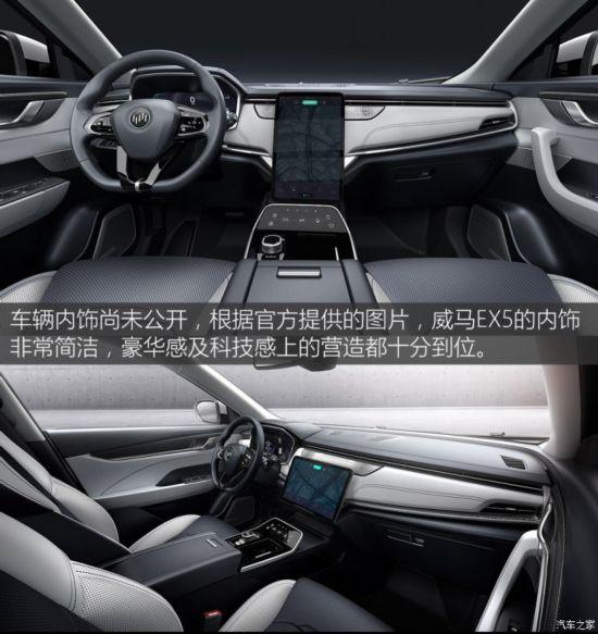 威马汽车 威马EX5 2018款 基本型