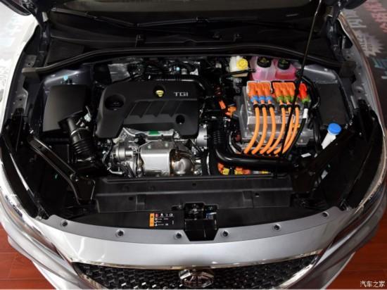 上汽集团 名爵6新能源 2018款 基本型