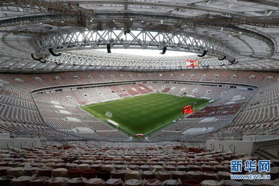 (体育・专题)(2)俄罗斯世界杯场馆巡礼(一)