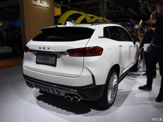 长城汽车 WEY P8 2018款 基本型