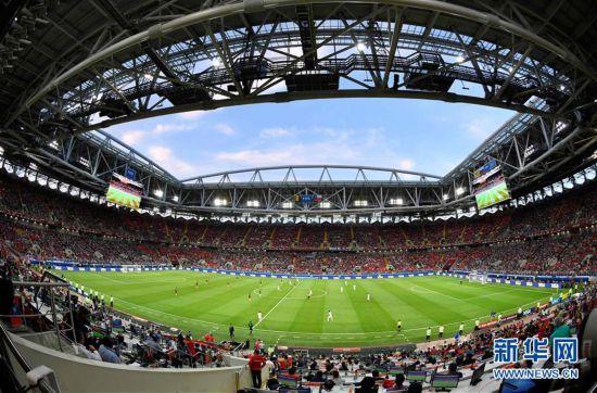 (体育・专题)(4)俄罗斯世界杯场馆巡礼(一)