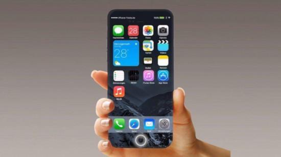 下下代iPhone或有惊喜 悬停手势和曲面屏