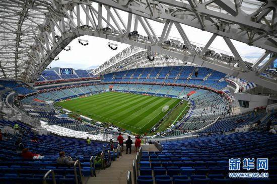 (体育・专题)(10)俄罗斯世界杯场馆巡礼(一)