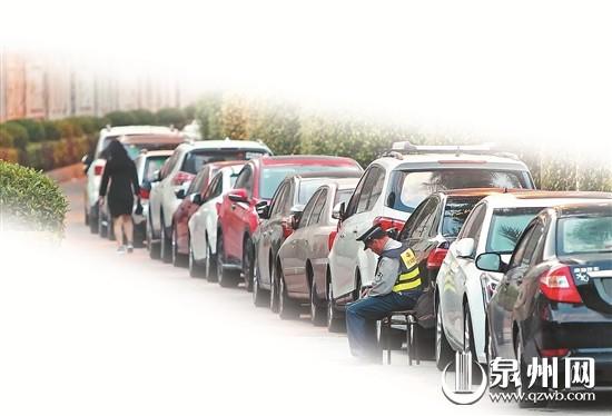 【直击】不少泉州市民举报 记者暗访私收停车费乱象