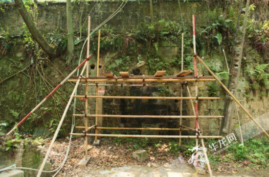 金刚碑古村修缮方案披露 轮渡索道贯通古道