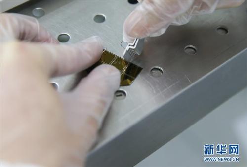 写入速度比U盘快1万倍 中国科学家开创第三类存储技术