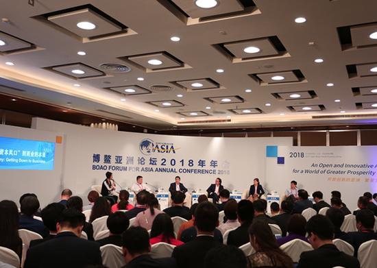 滴滴李建華:中國的共享經濟已走在世界最前列