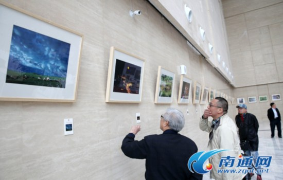 世界华侨华人摄影作品南通巡展