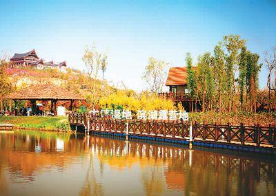 晋宁:海绵般的生态新城