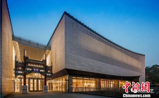 天桥演艺区2018年将献近千场演出和活动天桥印象博物馆将开馆