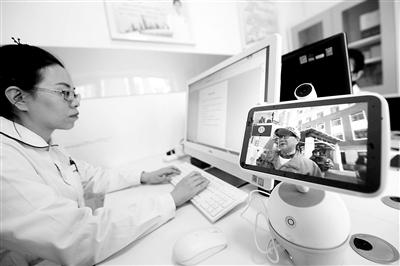 朝陽智慧養老將增500戶家庭一鍵呼叫可直通999急救中心