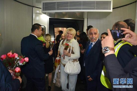 (国际)(1)俄罗斯与埃及恢复直航