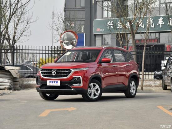 上汽通用五菱 宝骏530 2018款 1.8L 自动豪华型