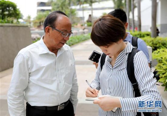 (新媒体专线)(2)立足独特优势 勇立改革潮头――习近平总书记在海南考察回访记