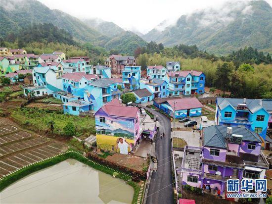 (社会)(1)江西德兴:建设秀美乡村
