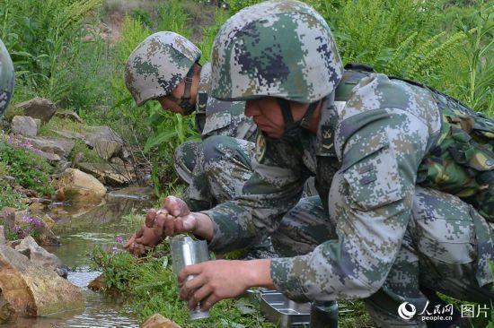 就近采集水源