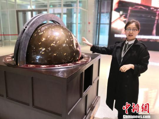 """中国古代科技发明兰州展出为民众搭探寻古今""""桥梁"""""""