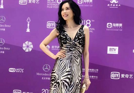 第八届北京国际电影节嘉宾莫文蔚