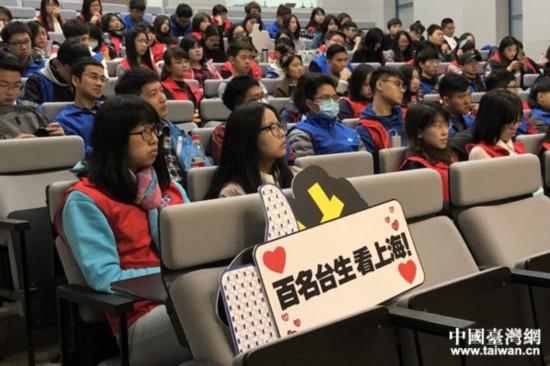 参加此次活动的同学们