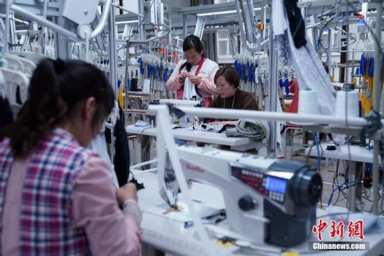 新动能助力中国经济稳中向好 推动产业结构改善